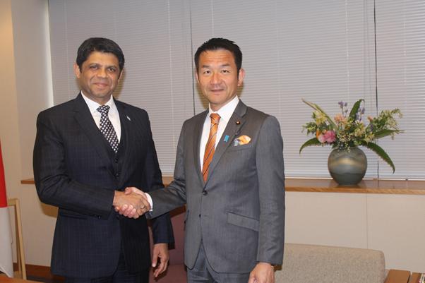 AG & Hon.Odagawa