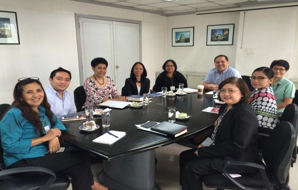 DTI Manila Feb 2015